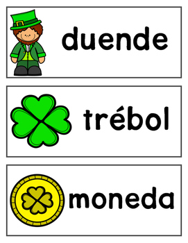 San Patricio (St. Patrick's Day SPANISH)