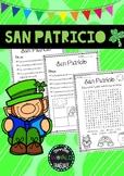 San Patricio en Español Young Learners St Patrick Spanish