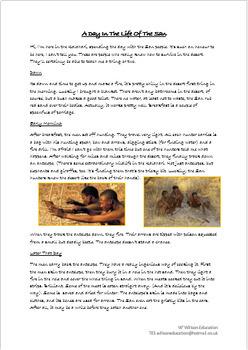 San People - People Of The Desert