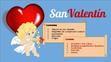 VALENTINE'S DAY! READINGS, READING COMPREHENSION EXERCISES