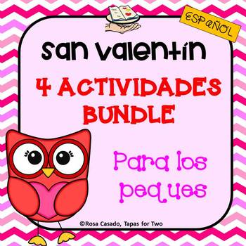 San Valentin BUNDLE