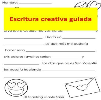 San Valentin Dia de los enamorados (Saint Valentine´s day Spanish activity book)