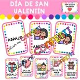 San Valentín - Flashcards - Colour me Confetti