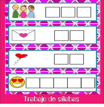 San Valentín: Lectura y escritura -Valentine´s day in Spanish: Writing & reading