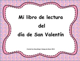 San Valentin Libro de Lectura - Spanish Valentine's Day Reading Passages