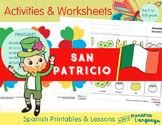 Día de San Patricio - Saint Patrick's Day: Lesson in Spanish