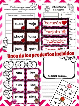 San Valentín - centros de SLA