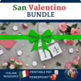San Valentino - Resource Bundle for Saint Valentine's Day in Italian