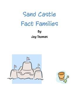 Sand Castle Fact Families