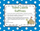 Sand Castle Suffixes