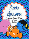 Sand Dollars!  Finding Nemo/Dory Themed Classroom Manageme