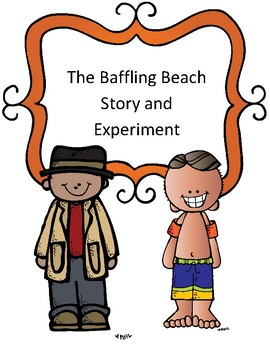 Sand Experiment: The Case of the Baffling Beach