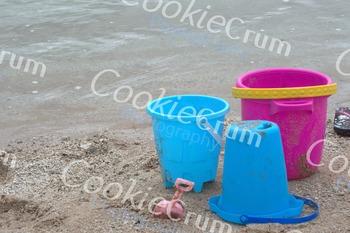 Sand Pail & Beach