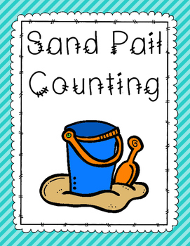 Sand Pail Counting 1-20
