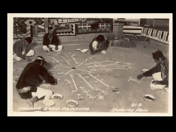 Sand Painting Power Point