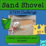 Sand Shovel STEM Challenge