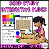 Sand Study Creative Curriculum Distance Learning Interacti