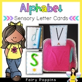 Sand Tray Letter Formation Cards