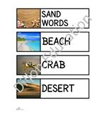 Sand Unit