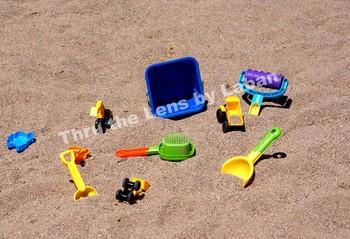 Sand and Beach Toys Stock Photo #95