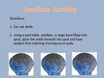 Sandbox Activity