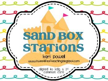 Sandbox Stations