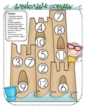 Sandcastle Contest Number Recognition Game