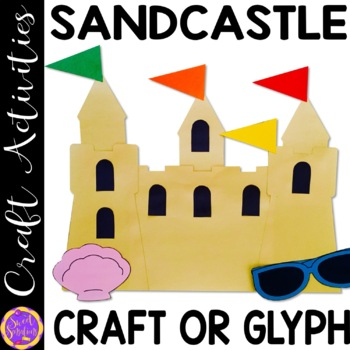 Summer Beach Sandcastle Craft