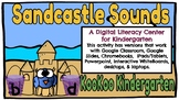 Sandcastle Sounds-A Digital Literacy Center (Compatible wi