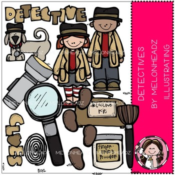 Sandra's detectives  by Melonheadz COMBO PACK