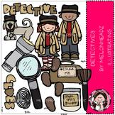 Detectives clip art - by Melonheadz