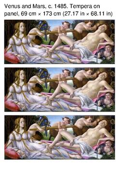 Sandro Botticelli Handout