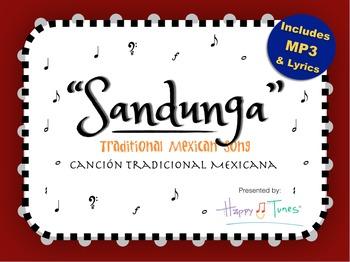 Sandunga MP3 Song Cancion Tradicional Mexico Dia de Muertos