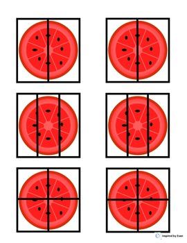 """""""Sandwich"""" Fraction Squares for Autism"""