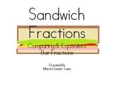 Sandwich Fractions