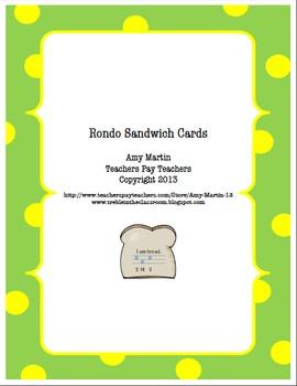 Sandwich Rondo