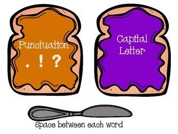 Sandwich Sentences FREEBIE!
