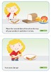 Sandwich Sequencing Activity Cards