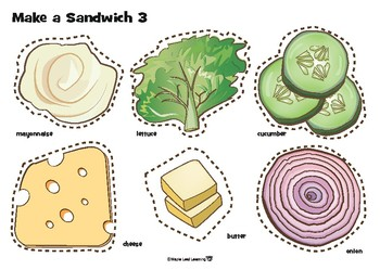Sandwich Sing and Play