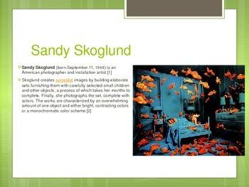 Sandy Skoglund Powerpoint