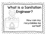 Sanitation Engineers: Creating a Recycling Center
