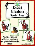 Sankt Nikolaus Number Game in German