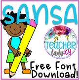 Sansa Font