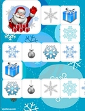 Santa 2-Digit Addition w/ Regrouping Game