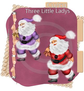 Santa  2 files