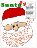 Santa 24 - A December Math Game to Practice Logical Reasoning