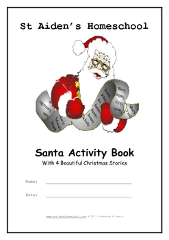 Santa Activity Pack