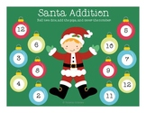 Santa Addition Cover Up Game