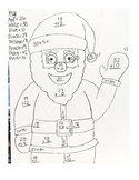 Santa Addition Worksheet