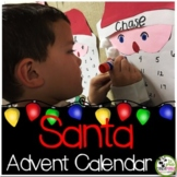 Advent Calendar: Santa Advent Activity